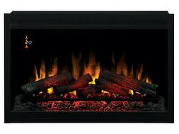 """ClassicFlame 36EB220-GRT 36"""" Traditional Built-in Electric F"""