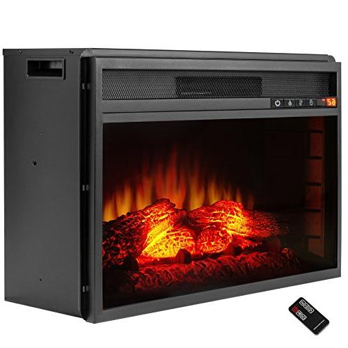AKDY 23 AK-EF05-23R Electric Fireplace Insert