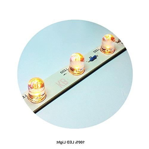 PuraFlame Fireplace Insert with Control, 750/1500W,